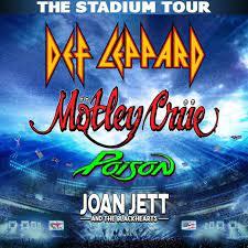 def leppard news the stadium tour