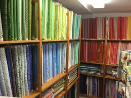 fabric-shops-cheap-shop-tiptree-fabric-section   Things I love ... & Patchwork Cotton Fabric The Cheap Shop in Tiptree, Essex A traditional  English village craft and Adamdwight.com