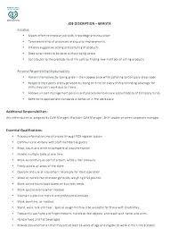 waitress duties on resume waiter job description for resume sample samples administrative