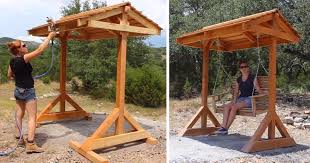 there are several designs you can choose starting with the classic a frame structure up to more complex arbor stands