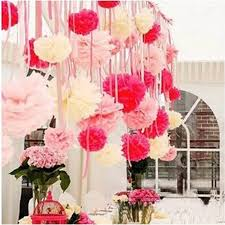 Tissue Paper Balls For Decoration