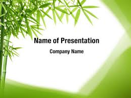 Tree Powerpoint Template Bamboo Trees Powerpoint Templates Bamboo Trees Powerpoint