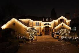 christmas outdoor lighting ideas. 2 adorn your house with a little more than just the roof if you have garden couple of tress all need to do is decorate trees lights christmas outdoor lighting ideas