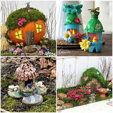 garden crafts. Lots Of Garden Crafts That You Can Make! Create Your Own Decorations With These S