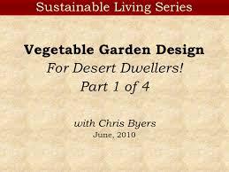 Small Picture Design veg garden in low desert 1 pwnotes