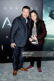 Actor Tzi Ma and wife Christina Ma attend the LA Premiere of the ...