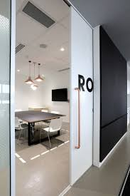 good combination for the aquarium instead of being exposed to everybodys eyes all the time theres semi transparent glass and sliding door adelphi capital office design office refurbishment london