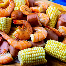 slow cooker low country boil y