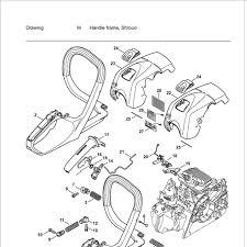 Glamorous stihl 029 super parts diagram pictures best image wire stihl ts420 parts diagram choice image