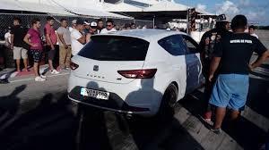 Seat Cupra Vs Chevy C2 Turbo - YouTube