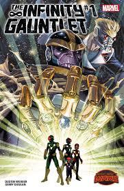 infinity gauntlet comic. infinity gauntlet 001 (2015) \u2026 comic t