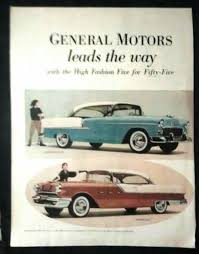 ford fairlane% wiring diagram % vintage ad 1955 general motors saturday evening post on %221955 ford fairlane%22