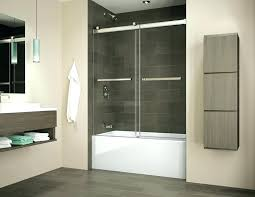 bypass shower door. Glass Shower Enclosures Lowes Bypass Doors View Larger Image Sliding Clear Door
