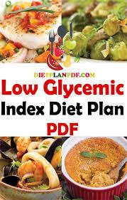 Fruit Glycemic Index Chart Pdf Low Glycemic Index Diet Meal Plan Pdf Diet Plan Pdf