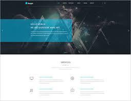 Psd Website Templates Free High Quality Designs 63 Free Psd Website Templates Free Premium Templates