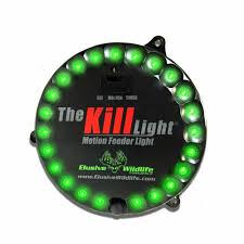 Motion Activated Feeder Light The Kill Light Motion Activated Feeder Light Green
