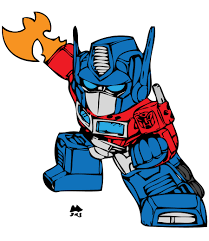 Small Picture SD Optimus Prime Color by Dethklok91 on deviantART Baby