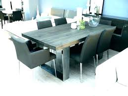 magnificent white distressed dining room table with best tables ideas on refinish round chairs