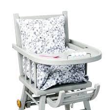 wipeable chair cushions high chair cover for the high