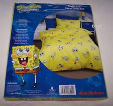 spongebob quilt cover | eBay & SpongeBob Squarepants Faces Single Bed Printed Microfibre Quilt Cover Set  New Adamdwight.com