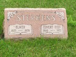 Elmer Stephens (1885-1979) - Find A Grave Memorial