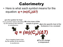 Thermochemistry. Topic: Specific Heat and Calorimetry Objectives ...