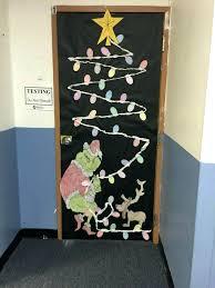christmas office door decoration. Christmas Office Door Decorating Simple Decoration Ideas Best Cubicle