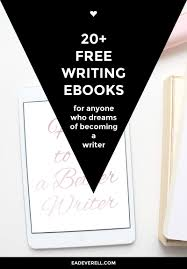 Download     Free eBooks for Authors and Writers   FreelanceWriting Creative writing book cover jpg