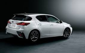 2018 lexus ct.  lexus the exterior changes include a new front grille bumper and headlights  along with similar adjustments to the rear inside navigation screen has been  inside 2018 lexus ct