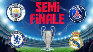 Figu pronostico semi finale di Champions League 2020 2021 Manchester City  PSG e Chelsea Real Madrid - YouTube