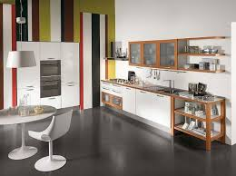 Modern Kitchen Colour Schemes Modern Kitchen Wall Colors Design Home Design And Decor
