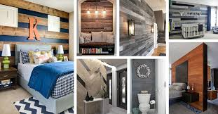 25 best wood wall ideas and designs for