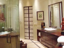 asian bathroom with flair