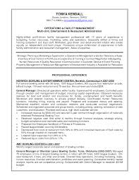Hotel Industry Resume Format Unique Extraordinary Hospitality