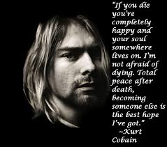 Kurt Cobain Quotes Enchanting Kurt Cobain Quote Awesome Quotes About Life
