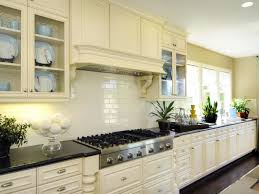Black White Kitchen Tiles Kitchen Floor Tile Ideas With Cream Cabinets Blue Home Floor