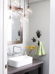 Image Recessed Lighting Dat Hanging Lighting Though Also Love The Sink Brighten Up Your Bath Super Stylish Lighting Ideas Pinterest Brighten Up Your Bath Super Stylish Lighting Ideas Lighting