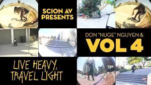 Live Heavy Travel Light