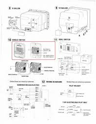 rv net open roads forum help replacing old atwood water heater the instructions for the new hot water heater figure 10 single switch hookup says that the orange and white wire goes to the same terminal>