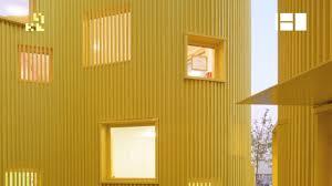 architecture yellow. architecture yellow h