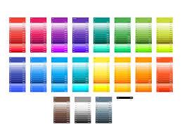 Google Material Design Sketch Color Swatches Sketch