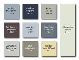 picture bedroom color palettes office living. benjamin moore color palette love these for a basement or officeliving picture bedroom palettes office living