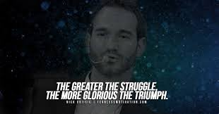 Life Changing Inspirational Quotes Extraordinary Nick Vujicic Quotes Life Changing Inspirational Speeches