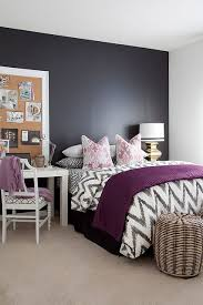 purple grey and black bedroom ideas. Fine Bedroom Awesome Purple And White Bedroom Ideas Appealing  Designs With Study Desk For Grey Black D