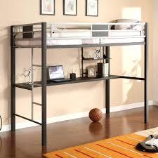 E Twin Loft Bed With Desk Canada