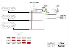 wiring diagram ibanez artcore wiring wiring diagrams