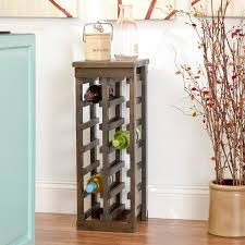wine bottle storage furniture. Sheridan 12 Bottle Floor Wine Rack Wine Bottle Storage Furniture L