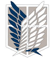 Resultado de imagen para shingeki no kyojin logo reconocimiento ...