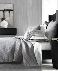 Hotel Collection Colonnade Dusk Quilted Full/Queen Coverlet ... & Hotel Collection Colonnade Dusk Quilted Full/Queen Coverlet, Created for  Macy's Adamdwight.com