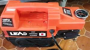 Máy rửa xe Lead LE-589 - 2300W, Giá tháng 12/2020